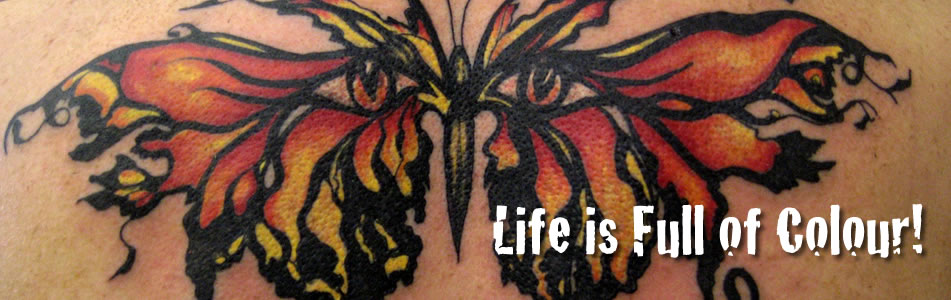 Marked For Life Tattoo Studio based in Norfolk